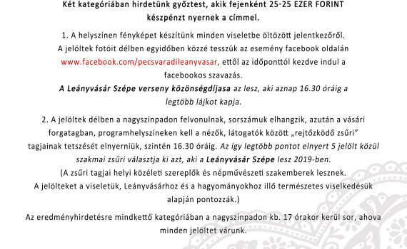 leanyvasar szepe.2019
